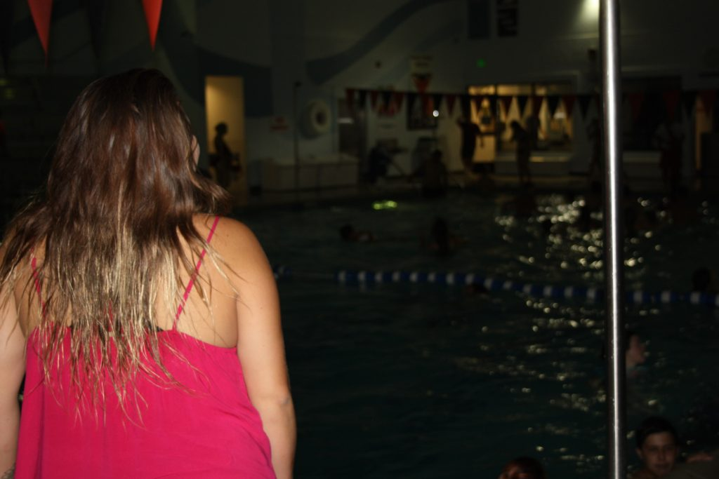 Mariah (Fifith year Lifeguard)