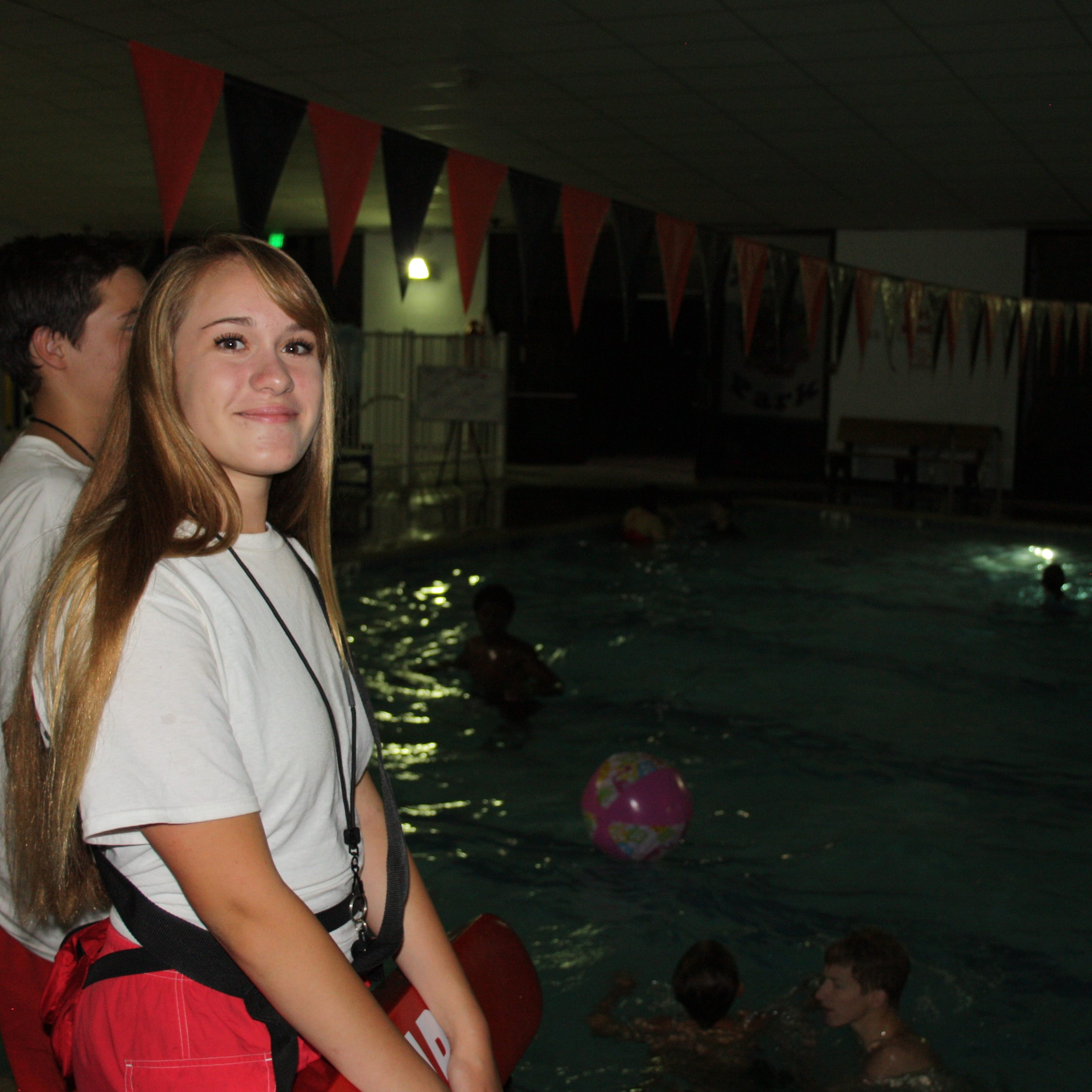 Savannah (First year Lifeguard)
